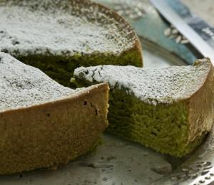 Matcha Green Tea chiffon cake recipe - Australian Flavours