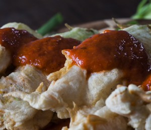 Spicy Harissa red capsicum sauce