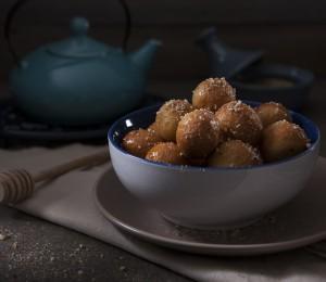 honey puff doughnuts