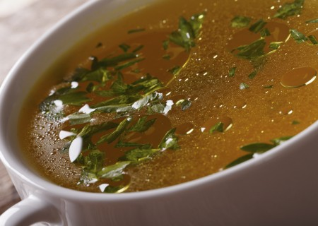 Beef stock or broth