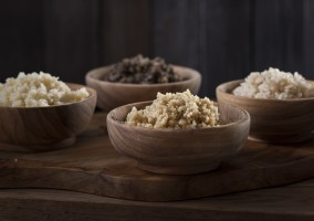 Cooking method for quinoa