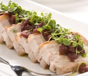 Recipe slow roasted pork belly