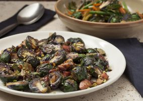 The new flavours of Red Brussels Sprouts and Kalettes