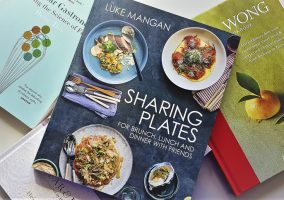 New Sharing Plates cookbook by Luke Mangan