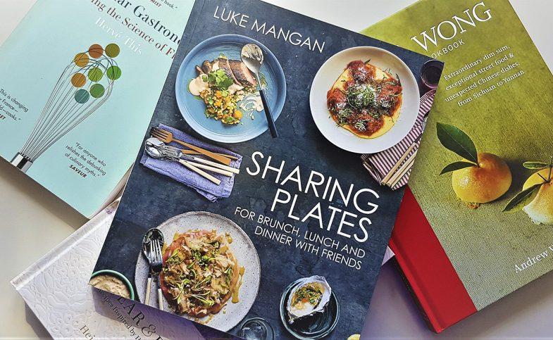 New Sharing Plates cookbook by Luke Mangan