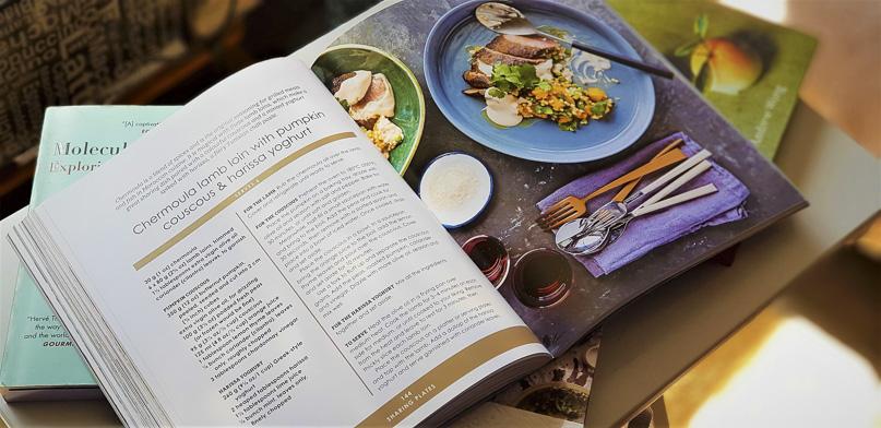Sharing Plates - Luke Mangan's new cookbook
