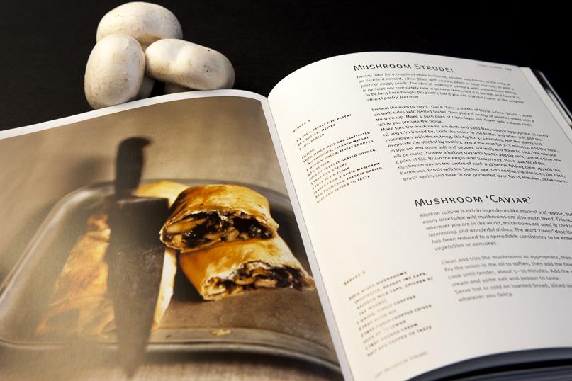 Complete mushroom book quiet hunt cookbook review