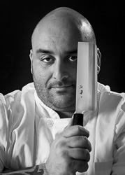 Jeffrey Simonetta chef portrait