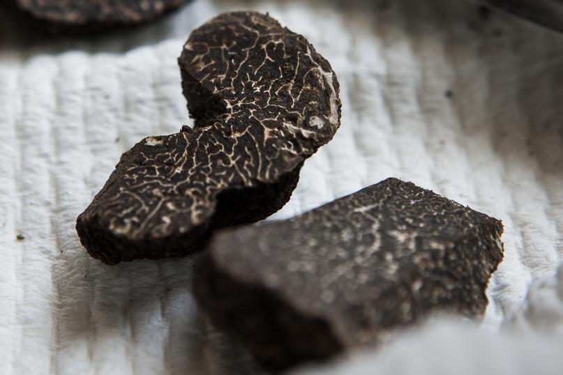 Australian black truffles