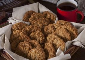 Australian Anzac biscuits cookies