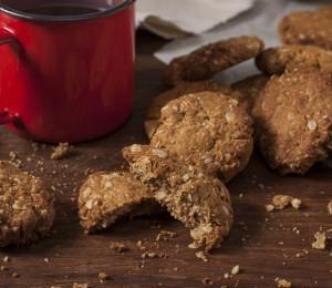Sugar free Anzac biscuit recipe