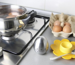 Learn to boil eggs perfectly