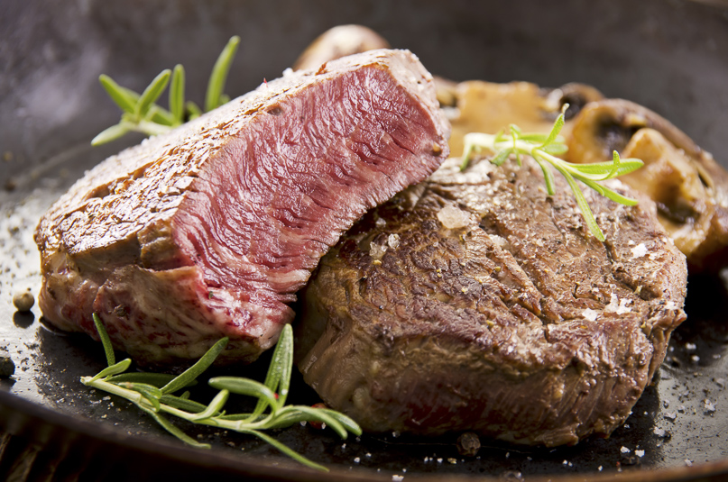 pan fry a steak