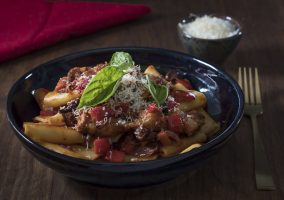recipe for pork cheek ragù pasta