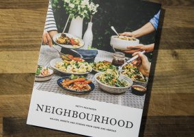 Neighbourhood cookbook review