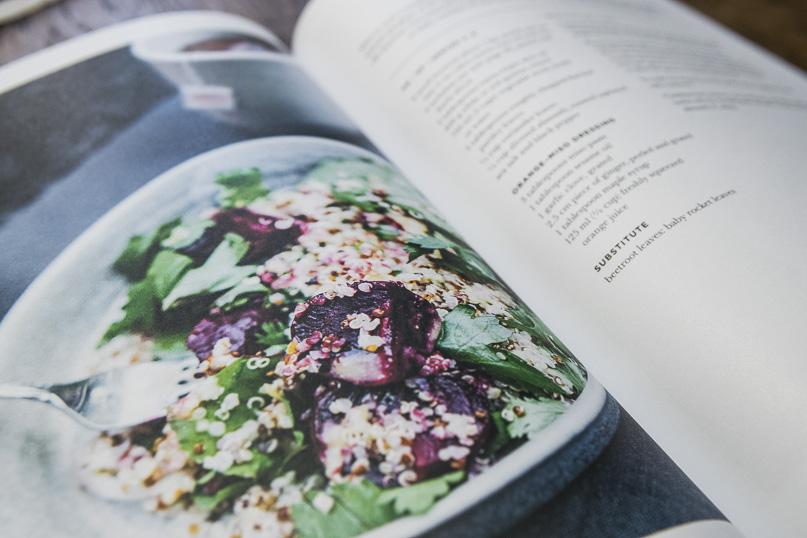 Neighbourhood cookbook review