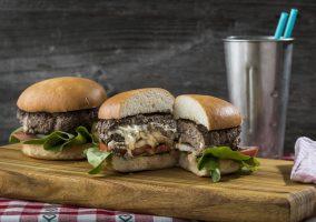 stuffed cheeseburger epic burger