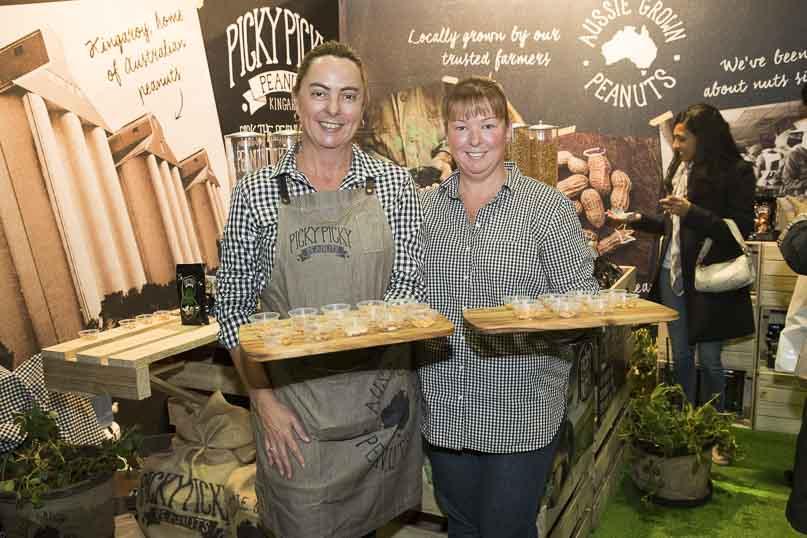 Kingaroy peanut growers