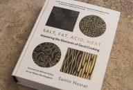 Salt Fat Acid Heat cookbook cover