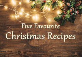 Favourite Christmas dessert recipes